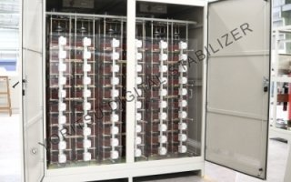 Stabilizer Yoritsu 1000kva Project Subang photo 4