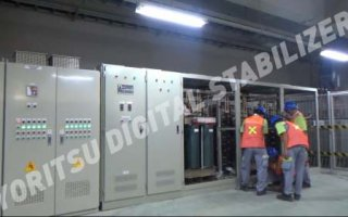 Stabilizer Yoritsu 2000kva Project Cibitung photo 13