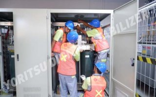 Stabilizer Yoritsu 2000kva Project Cibitung photo 10