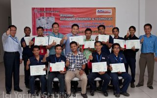 Certificate training alfamart photo 2