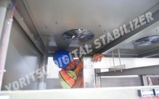 Stabilizer Yoritsu 2000kva Project Cibitung photo 9