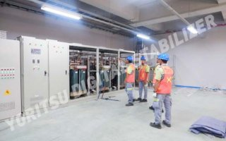Stabilizer Yoritsu 2000kva Project Cibitung photo 6