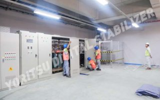 Stabilizer Yoritsu 2000kva Project Cibitung photo 7