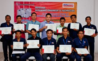 Certificate training alfamart photo 3